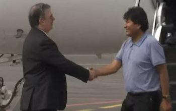 """Photo of Proč padnul Morales? Protože jeho vláda """"přiklepla"""" těžbu lithia Číně"""