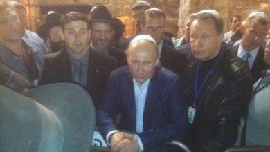 Photo of AE NEWS: Kdo je Vladimír Putin? Analýza chasidského původu Vladimira Putina a jeho židovských předků, jak jste dosud možná vůbec netušili!TOP INFO