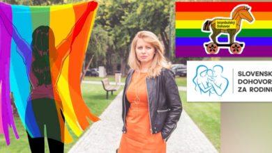 Photo of Sorosova bábka Čaputová zarputilo ignoruje výzvy odmietnuť Istanbulský dohovor – Trójskeho koňa LGBTI agendy