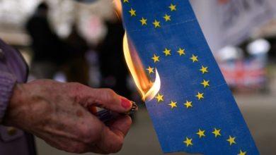 Photo of Arogantní úradníci z Bruselu sa dopúšťajú stupídnych chýb a dôsledok je, že vlajka EU bude považovaná za reklamný banner