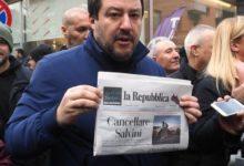 Photo of Salvini označil italské media přiléhavým jménem