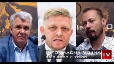 Photo of Informačná vojna 26.2.2020