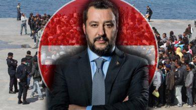 Photo of Salvini v parlamentu, než ho vydali soudu: Vás budou soudit občané!