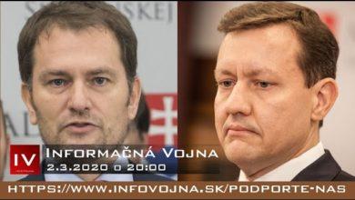 Photo of Informačná vojna 2.3.2020