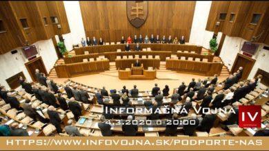 Photo of Informačná vojna 4.3.2020