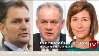 Photo of Informačná vojna 9.3.2020