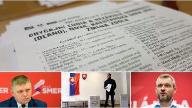 Photo of Slovenské voľby 2020: niekoľko faktov a postrehov