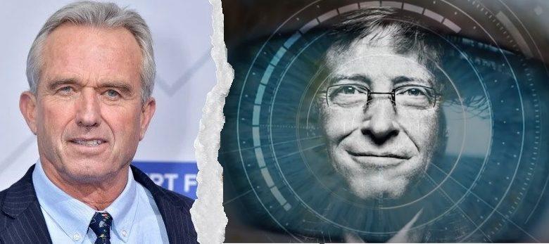 Robert F. Kennedy ml. otvorene obvinil Billa Gatesa zo snahy ...