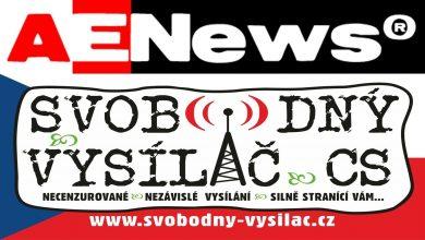 Photo of 2020-05-29 – Šéfredaktor Aeronet.cz pan VK komentuje aktuální událostiTOP INFO