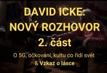 Photo of David Icke o karanténě, Covid-19 a cíli pandemie 2. část (VIDEO)