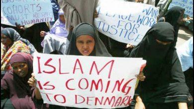 """Photo of Muslimský invazista: """"Jste zvířata, budete vyhlazeni!"""" Muslimové již považují nejen Dánsko, ale celou Evropu za dobyté území (video)"""