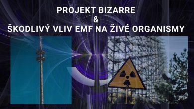 Photo of Projekt Bizarre: Škodlivý vliv elektromagnetického záření na biologické systémy (VIDEO)