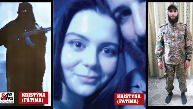 """Photo of Jak se krásná Češka Kristýna (26) stala džihádistkou: """"Vrátím se a budu zabíjet"""", napsala matce. Po boku manžela, pražského muslima, teď bojuje v Sýrii. U soudu padaly tresty, ale"""