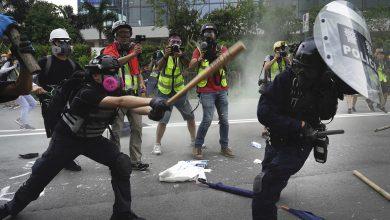 Photo of Čínský parlament podle očekávání schválil návrh nového bezpečnostního zákona pro Hongkong, jako reakci na loňské Washingtonem podněcované a podporované masové protesty