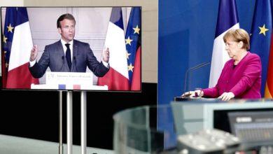 Photo of Velký plán Merkelové s Macronem. A velké peníze pro Itálii s Francií. Kdo to zaplatí?