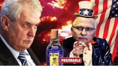 Photo of ARFA: To je jízda! Prezident Zeman vs. šéf tajné služby BIS. Hlavní téma: Agent s kufrem plným projímadla. Jeho cíl: Tři pražští politici. Kdo je šéfka CIA, které chodí pan BIS Koudelka líbat prsten?