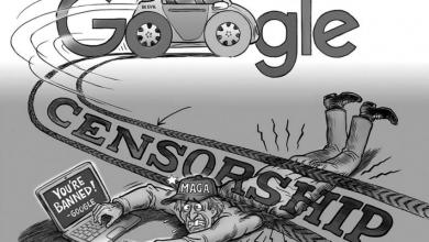 Photo of Google jako ministerstvo pravdy nového světového řádu