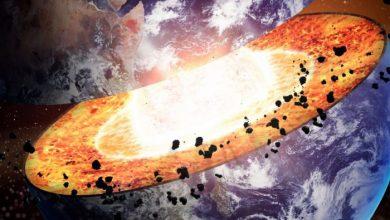 Photo of Šokujíci pravda o vzniku planety Země a všech planetárních těles třídy G v celém vesmíru! Uprostřed naší planety je termonukleární jádro jako uvnitř Slunce a naše planeta se neustále nafukuje! Hluboko v zemském plášti je uvězněno 3x více vody, než je ve všech světových oceánech dohromady! Skutečný popis fyziky planet dle kapitoly 1 Syndikátu, jaký se nesmí nikde na gójských školách vyučovat! Zemský plášť se neustálým nafukováním planety zeslabuje, až se povrch planety zhroutí a Země se přemění v plynného obra! (VIDEO)TOP INFO