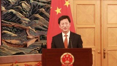 Photo of Čínský velvyslanec o Vystrčilovi: Mysl některých zůstává u studené války. Nevidím důvod, proč by Čína a Česká republika trvaly na ničení vzájemných vztahů, které jsou v zájmu lidu obou zemí