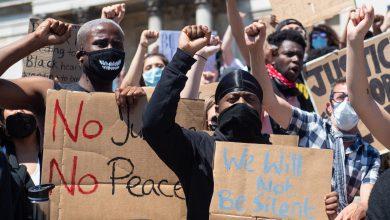 """Photo of Nepokoje z USA se přenesly už i do Londýna. Taky zde řádí Antifa, Black Lives Matter a další """"pokrokové ultralevicovo-teroristické bojůvky"""" (VIDEA)"""