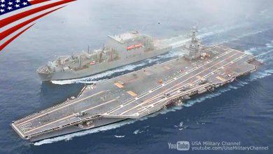 Photo of USA posílají letadlové lodě do Jihočínského moře, kde nyní provádí cvičení čínská armáda. Bude dusno!