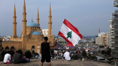 Photo of Po zničené Sýrii a Libyi je na řadě zbankrotovaný Libanon
