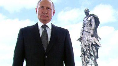 Photo of Ruský prezident Vladimir Putin hovořil o ceně zaplacené sovětským lidem v boji proti nacismu