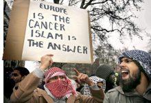 Photo of Totální zdegenerovanost obyvatelů dnešní Evropy. Islám je hlavní zbraň na zničení Evropy, co však poslušné ovce nechápou. Varovné video (VIDEO)