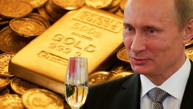 Photo of Geniální tah Putina. Zlato pokořilo hranici 2000 dolarů za troyskou unci